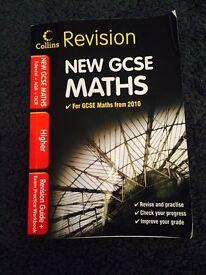 Collins GCSE Maths revision guide