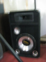 PA system - speakers - AMP - mics - mixes sub woofers