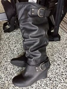 Ladies boots - make an offer - like new