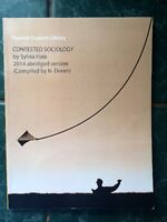 Contested Sociology (compiled by N.Doran)