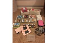 Nintendo DSi lite. Plus games and spare DS.