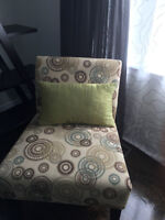2 Lovely Coffee Chair + cushions ( almost new )