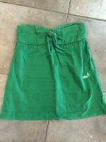 Volcom Green Tube Top - Women's Size Small