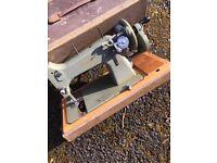 Sewing machine vintage sewing machine jones