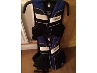 Life vests brand new unused