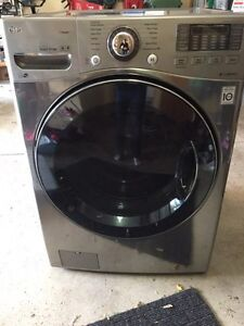 LG washer -less than  2 yrs old