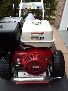 Power Washer   B.E. &  Surface  Brush