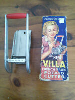 French fry maker in original box