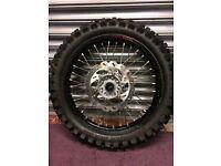 Yzf450 wheels 2011