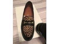 Russell and Bromley Ladies Loafers