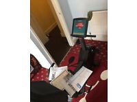 NordicTrack Fitcycle exercise bike new boxed RRP £399
