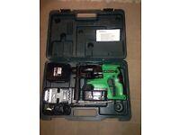 24 volt cordless drill