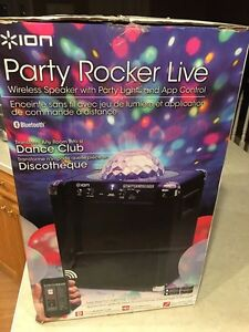 Party Rocker Live Bluetooth Speaker