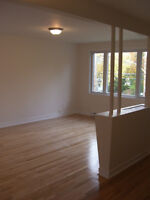 5 1/2, Lower Duplex, Montreal West, Renovated