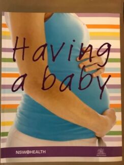 Having A Baby Book - NSW Health