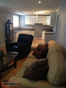 NEWLY RENOVATED EAST END 2 BEDROOM APT