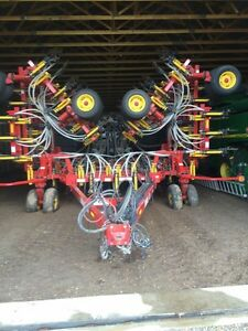 2010 Bourgault 5710 55' Air Drill with 6450 tank **Low Acres