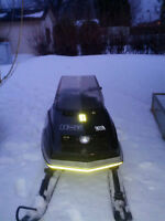 skidoo à vendre artic cat cheetah 340 1973