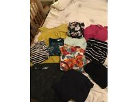 *Maternity clothes bundle sizes 16/18/20