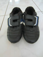 Soccer Shoes with cleats Size 2 (Velcro)