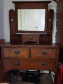 Antique dresser in good condition