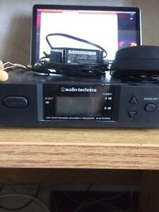 Audio Technica Wireless Unit (Mic &a Guitar)