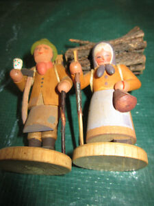 german wooden figures