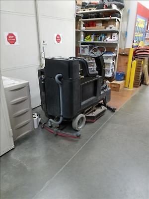 Nss Champ 3329 Floor Scrubber Sweeper Tennant Nobles Newark Ohio