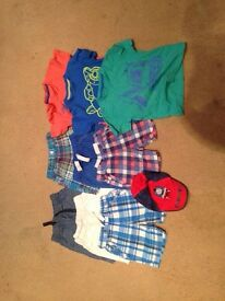 Boys clothing bundle age 12-18 months