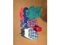 Boys clothing bundle age 12-18 months