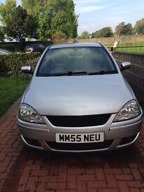 Vauxhall Corsa 1.4 sxi+ 3 door