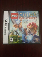 Nintendo DS Lego Chima Laval's & Journey Game