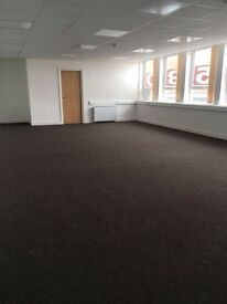 BRAND NEW OFFICES, CITY CENTRE, CHARLES STREET 950 pcm