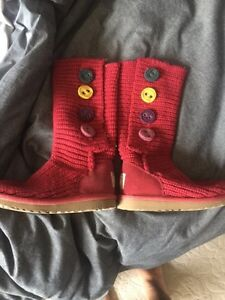 Size 13 girls Ugg boots