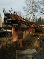 barko 130 log loader