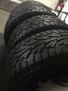 205-55-R16 Winter tires over 85%