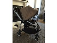 Bugaboo bee buggy and accessories