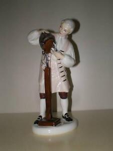 "Royal Doulton HN2239 ""Wigmaker of Williamsburg"
