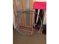 Weighted hula hoop REDUCED