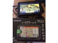 Sat nav/GPS Garmin Dezl 770 LMT-S
