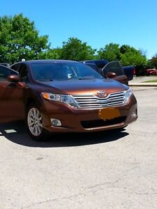 An excellent condition Toyota Venza 2010 very clean and nice...