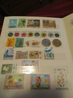 Worldwide old stamp collection