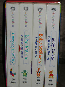 5 Baby Einstein VHS tapes Kitchener / Waterloo Kitchener Area image 2