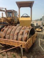 1979 Bomag BW170D Padfoot Compactor