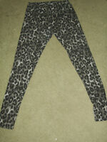 Garage Leopard Print Leggings