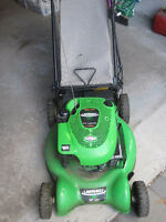 "Lawnmower 20"" Lawnboy Good Condition 2 Years"