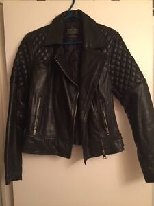 All Saints women's  leather jacket Downtown-West End Greater Vancouver Area image 5