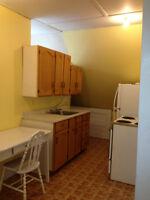 One bedroom in Sackville, NB