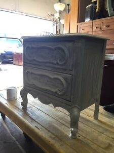 Selling Beautiful ReFinished Night Stands  London Ontario image 1