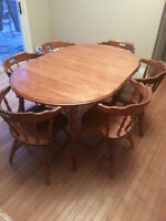 Dining Set- Table and Chairs